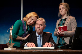 SHAREHOLDER VALUE Makes World Premiere with Theater For the New City
