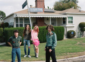 Starcrawler Shares New Song, Touring Soon With Beck, Cage The Elephant, Spoon, The Distillers