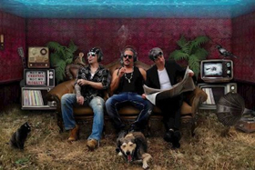 Moonshine Booze To Release THE PLACE From Forthcoming DESERT ROAD Album This Friday