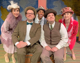 Millbrook Playhouse Presents A YEAR WITH FROG AND TOAD