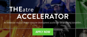Apples and Oranges Arts is Now Accepting Applications for Immersive Musical Theatre Development Program THEatre ACCELERATOR!