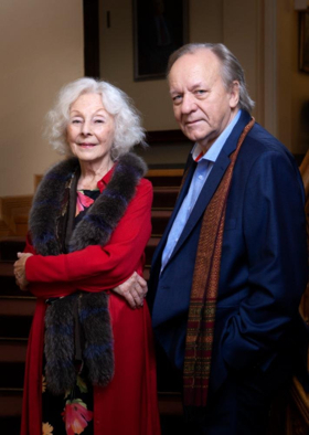 Heartwarming interview with a legendary duo: Seela Sella and Esko Roine, starring in Love Letters at Tampere's theatre