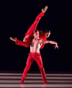 Aspen Santa Fe Ballet to Bring Innovative Style to NOCCA This Fall