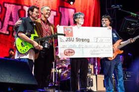 'ALABAMA & Friends' Tornado Relief Concert Raises Over $1 Million for Jacksonville State University