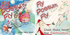 EmiSunshine, Grant Maloy Smith Release New Christmas Novelty Song 'Fly Possum Fly'