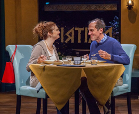 BWW Review: SLOW FOOD World Premiere at Merrimack Repertory Theatre