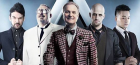 THE ILLUSIONISTS Come to The Bushnell