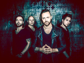 Bullet for My Valentine Announce Fall 2018 Tour Dates + New Album GRAVITY Out June 29