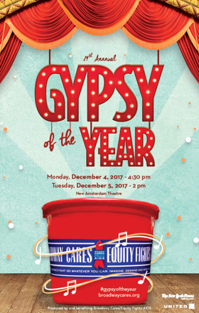 Just In! GYPSY OF THE YEAR Raises $5,609,211 for Broadway Cares/Equity Fights AIDS