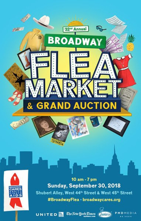 Stars of MEAN GIRLS, DEAR EVAN HANSEN, ONCE ON THIS ISLAND, and More Among Lineup for Broadway Flea Autograph Table & Photo Booth