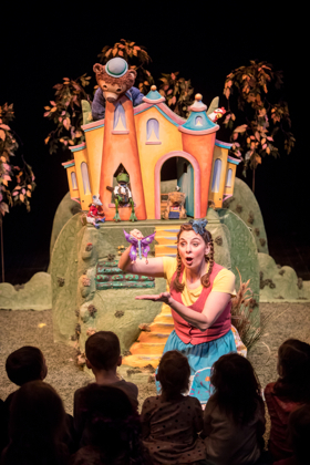 BWW Review: CTC Creates Magic this Midwinter in THE BIGGEST LITTLE HOUSE IN THE FOREST