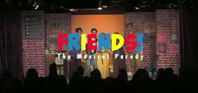 FRIENDS! The Musical Parody Announces National Tour