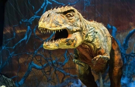 Walking With Dinosaurs The Arena Spectacular Show At O2