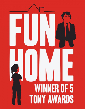 FUN HOME Leads June's Top 10 New London Shows