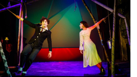 Review: THE FLYING LOVERS OF VITEBSK Mystically Presents the Colorful World of Artist Marc Chagall and His Wife Bella