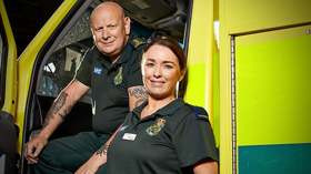 BBC One's AMBULANCE to Return for Fifth Series
