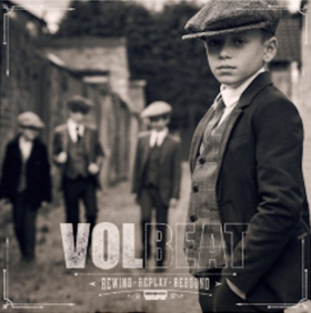 Volbeat Return With 7th Studio Album, 'Rewind, Replay, Rebound'