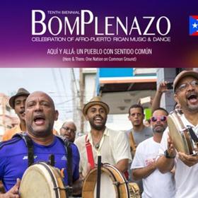 The BomPlenazo Festival Celebrates Puerto Rican Culture