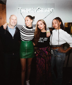 Sony/ATV Signs Little Mix's Jade Thirlwall and Leigh-Anne Pinnock Through New JV TwentySeven