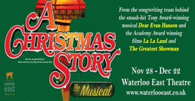 Simon Willmont, Lucyelle Cliffe, Jenny Gayner, and Garry Freer Will Lead A CHRISTMAS STORY at Waterloo East Theatre