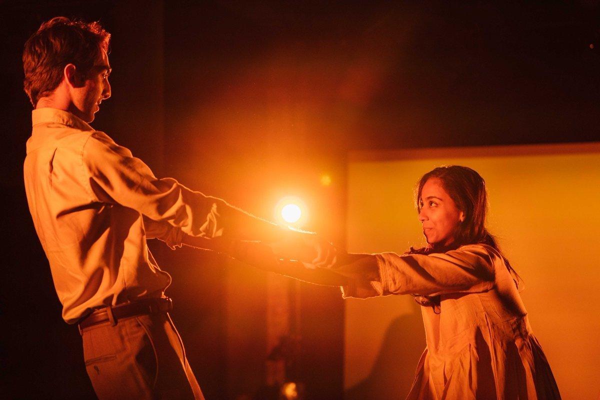BWW Review: AN ADVENTURE, Bush Theatre