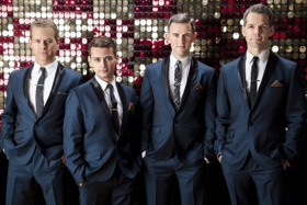 From Jersey Boys To National Concert Stages! The MIDTOWN MEN Bring Their Incredible Harmonies To The McCallum