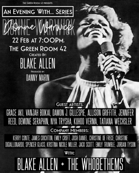 AN EVENING WITH... Returns With A Celebration Of Dionne Warwick