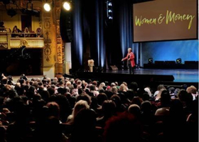SUZE ORMAN AT THE APOLLO: WOMEN AND MONEY Special To Air Exclusively On OWN