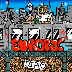 Diplo's EUROPA EP Out Now, featuring Octavian, IAMDDB, Niska and More