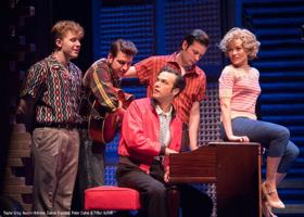 Million Dollar Quartet Comes to Staten Island this September