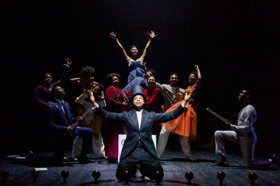 BWW Review: THE BLACK CLOWN World Premiere at A.R.T.