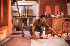 Michael Grandage Introduces His Revival Of RED At Wyndham's Theatre