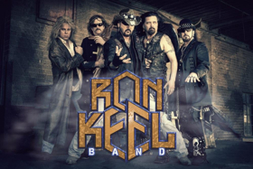 Ron Keel Band Releases Title Track Fight 'Like A Band'