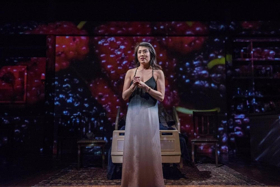 BWW Review: FOOD FOR THOUGHT: AUBERGINE at Everyman Theatre