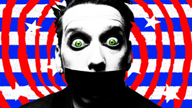 America's Got Talent's Tape Face Returns To The CCA