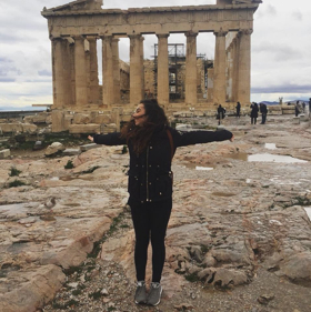 BWW Blog: An MT Major Abroad- And That's the Gospel Truth!