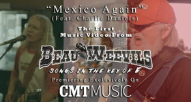CMT Debuts New Charlie Daniels MEXICO AGAIN Music Video Featuring the Beau Weevils