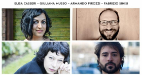 Italian Playwrights Project 2017 Come to the Segal Theatre