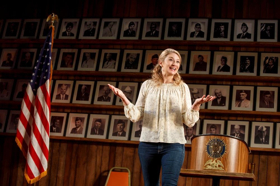 Heidi Schreck's WHAT THE CONSTITUTION MEANS TO ME Extends Through October 28