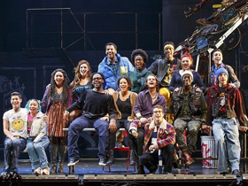 BWW Review: RENT Pays a Visit to Fox Cities P.A.C.