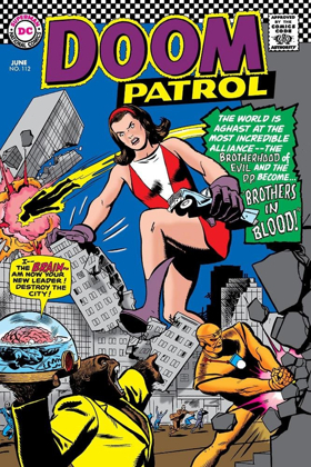 Joivan Wade As Cyborg In Doom Patrol