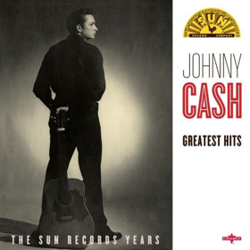 Johnny Cash 'Greatest Hits' 180g Heavyweight Audiophile Vinyl LP Now Available
