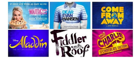 Segerstrom Center For the Arts Announces 2018-19 Broadway Season Including DEAR EVAN HANSEN, Betty Buckley in HELLO, DOLLY! and More