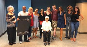 Olympia Dukakis To Give Master Class At United Solo