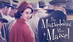 THE MARVELOUS MRS. MAISEL Releases a Season 2 Sneak Peak