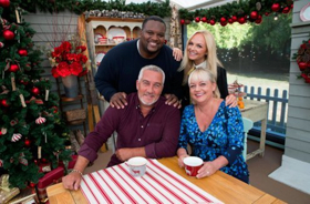 THE GREAT AMERICAN BAKING SHOW Returns to ABC This December