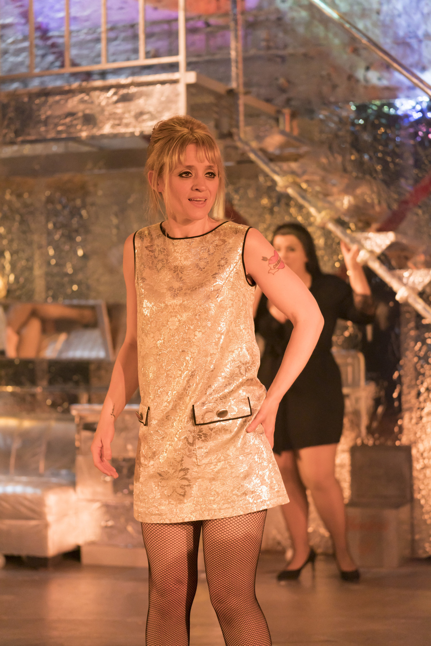 BWW Review: SWEET CHARITY, Donmar Warehouse