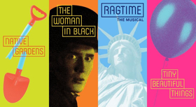 2018/2019 Season Announced For Pasadena Playhouse, Including RAGTIME, THE WOMAN IN BLACK, and More