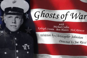 Christopher Johnston's Vietnam Play GHOSTS OF WAR Gets NYC Reading