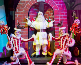 CIRQUE DREAMS HOLIDAZE Adds Third Performance At The Fox Theatre